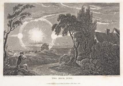 'Two Mock Suns', 1820.