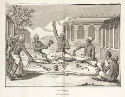 Manar-swami, India, 1774-1781.