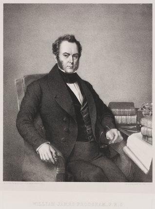 William James Frodsham, English clockmaker, 19th century.