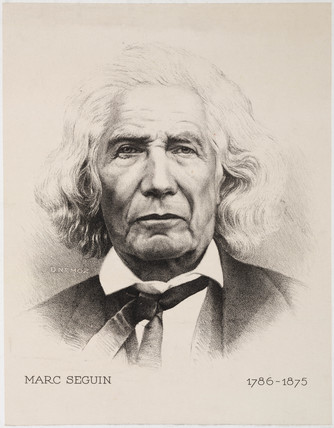 Marc Seguin, French civil engineer, 19th century.