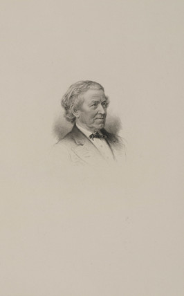 Sir Charles Wheatstone, English physicist, mid 19th century.