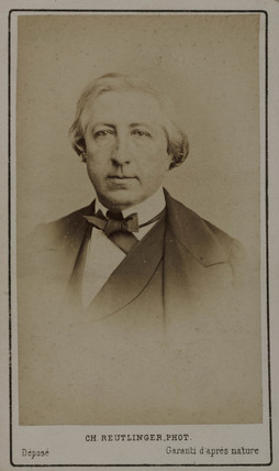 Francois Arago, French astronomer, physicist and statesman, c 1845.