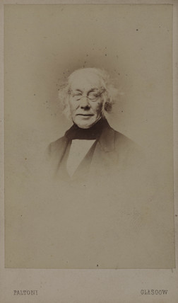 George Walker Arnott, Scottish botanist, c 1840-1868.