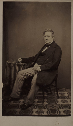 Thomas Bell, English naturalist and dental surgeon, c 1840-1880.