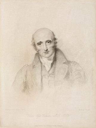 William Hyde Wollaston, English chemist and metallurgist, c 1800-1810.