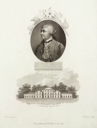 John Hill, Superintendent of Kew Gardens, 1799.