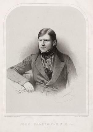 John Dalrymple, 1852.
