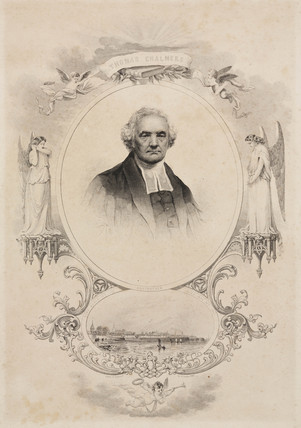 Thomas Chalmers, Scottish theologian and reformer, early to mid 19th century.