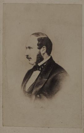 Prince Albert, Consort of Queen Victoria, c 1860.