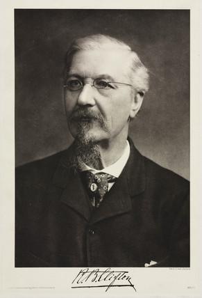 Robert B Clifton, c 1910-1920.