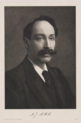 Micaiah J M Hill, 1910-1920.