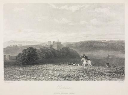 Portrane, Ireland, 1836.