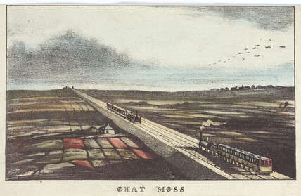 Chat Mos, near Manchester, 1831.