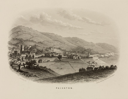 'Paignton', Devon, c 1860s.