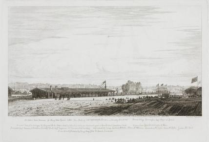 'The Terminus, St Mary Stoke, Ipswich', c 1846.