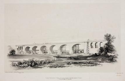 'Wolverton Viaduct, August 1837'.