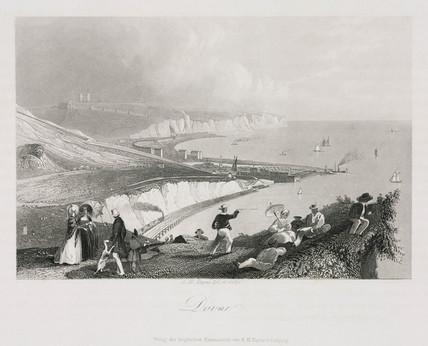 'Dover', Kent, 19th century.