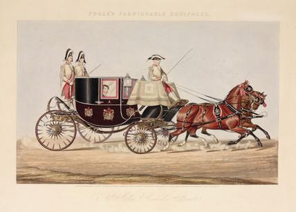 'Sir John Gerard's Chariot', 1844.