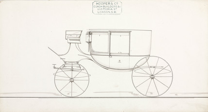 Coach, 1850-1900.