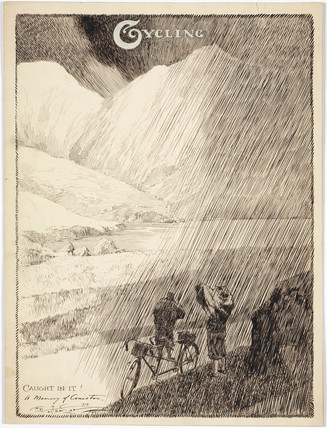 'Caught in it, a memory of Coniston', 1929.