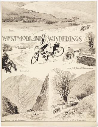 'Westmorland Wanderings', 1931.