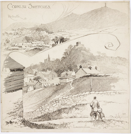 'Cornish Sketches', 1923.