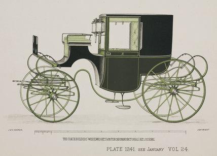 Brougham, c 1903.