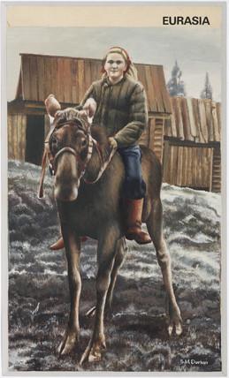 'Eurasia', 1967.