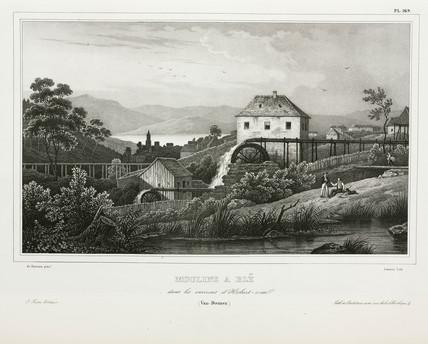 Watermills, Hobart, Tasmania, 1826-1829.