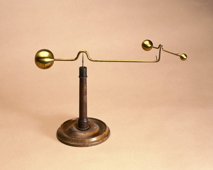 King's electrical orrery, c 1770.