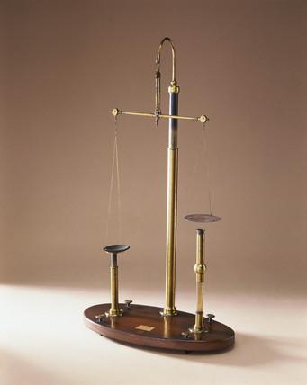 Harris's balance electrometer, 1834.