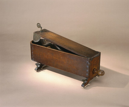 Inclined plane, 1752.