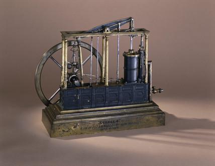 Beam engine, 1821.