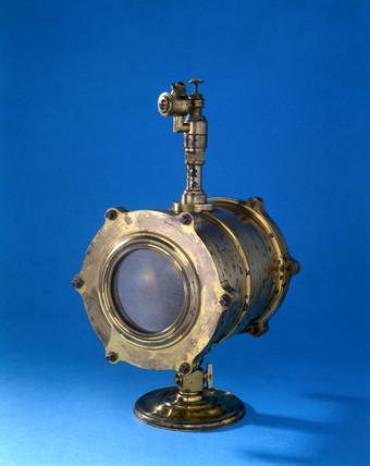 Cylindrical condenser, 1761.