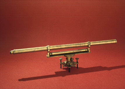 Surveyor's level, mid 18th century, made by