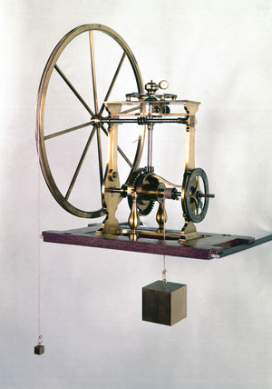 Compound engine, 1762.