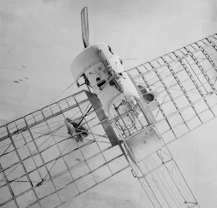 German Fokker E III 'Eindekker' Monoplane c