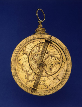 Bras astrolabe, 1558.