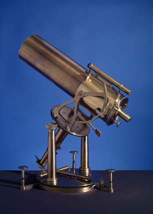 Casegrain reflecting telescope, 1762-1774.