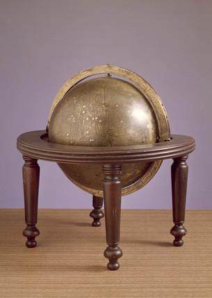 Arabian celestial globe, 18th century.