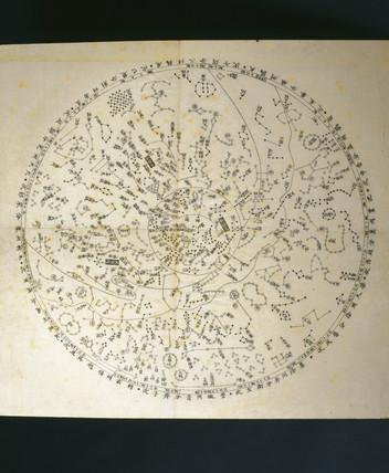 Chinese planisphere, 1819.