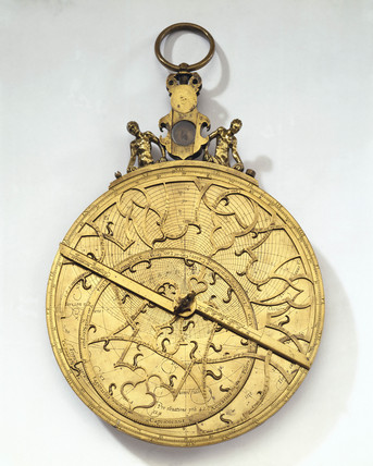 Planispheric astrolabe, 1570-1580.