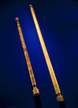 Galilean telescopes, 1610.