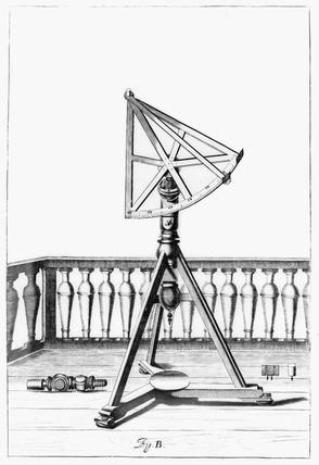 Bromide print, from Hevelius's