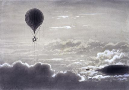 'Mr Glaisher's Voyage', 5 September 1862.