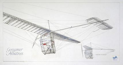 'Gossamer Albatross', 1979.