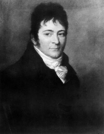 James Watt Jr, son of James Watt, c 1800.