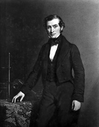 Thomas Graham, Scottish chemist, c 1850s.
