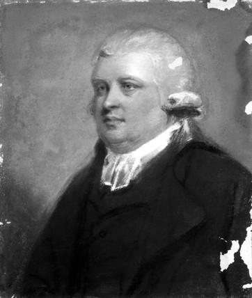 Rev John Harmer, textiles pioneer, 18th century.