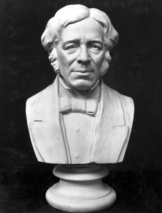 Michael Faraday, English physicist, c 1850s.